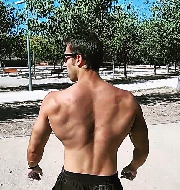 Los tres ejercicios mejores de espalda con calistenia