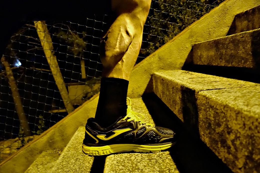 El entrenamiento de escaleras para mejorar la fuerza, la agilidad y la resistencia en ciclistas.