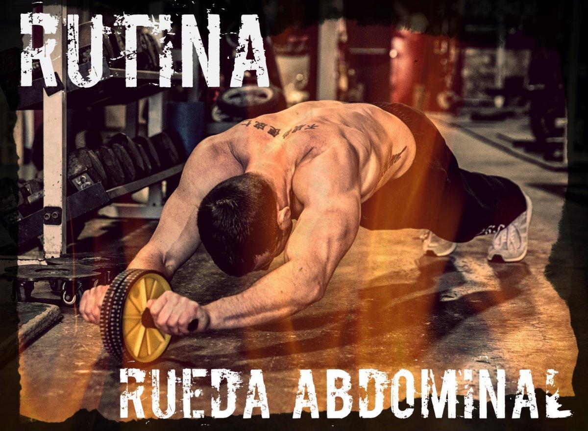 ▷ Rutina de RUEDA ABDOMINAL COMPLETA 2019!