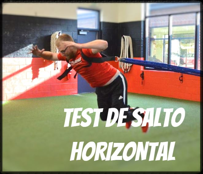 Todo para mejorar en el test de salto horizontal con pies juntos