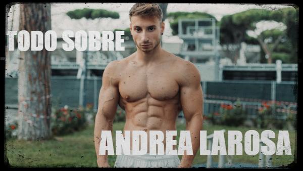Rutina de Andrea Larosa, competición, peso y altura
