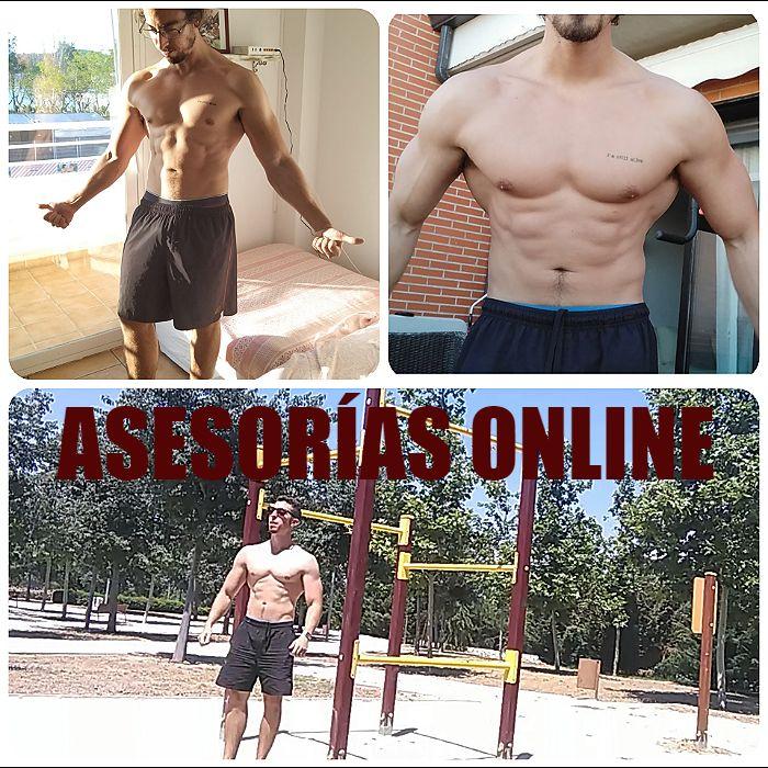 Te entreno online calistenia para conseguir tus objetivos